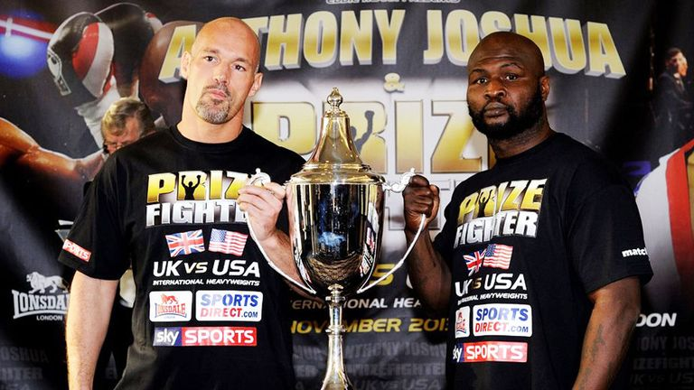 'Lights Out' boxed for Prizefighter in November 13