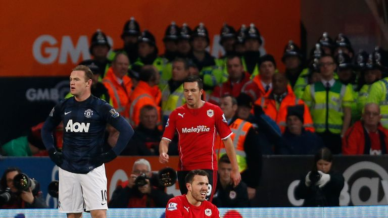 Wayne Rooney: Should have seen red for his challenge on Jordon Mutch.