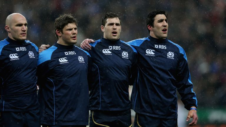 Scotland: Will play 12 international Tests in 2014