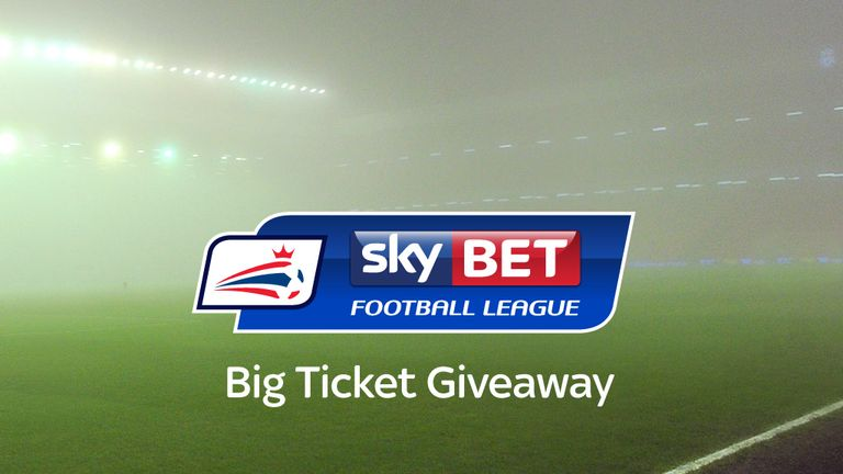 Sky Bet Ticket Giveaway