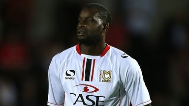 izale McLeod: Off to Broadfield Stadium