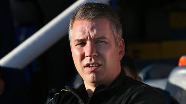 Darren Ferguson: Staying upbeat