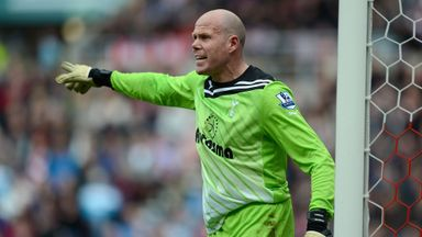 Brad Friedel: Spurs