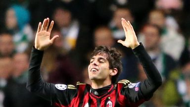 Kaka: Looking forward to testing himself against Juventus