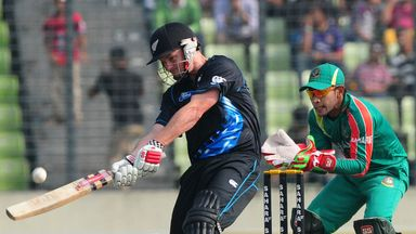 Colin Munro: Has agreed to join Worcestershire for the 2014 season