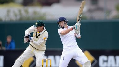 Joe Root: Impressive in Hobart
