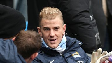 Joe Hart: Break will be useful for goalkeeper, says Manuel Pellegrini