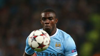 Micah Richards: Set to leave Man City