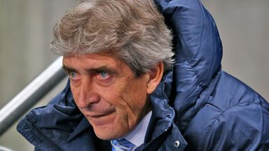 Manuel Pellegrini: Not looking to sell in January
