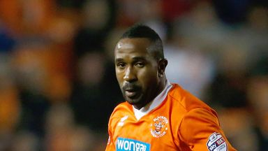 Ricardo Fuller: Left Blackpool at end of last season