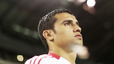 Tim Cahill: New York Red Bulls midfielder open to loan move