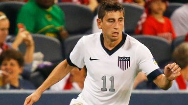 Alejandro Bedoya: USA international spent a brief spell with Rangers