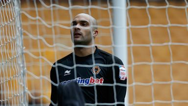 Carl Ikeme: Under contract until next summer and Wolves are happy he will stay for longer