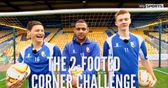 Two Footed Corner Challenge - Mansfield