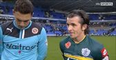 Spoils shared at the Madejski