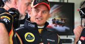 Kovalainen pleased with Lotus car