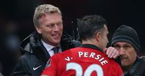 David Moyes: Denied any unrest with any players