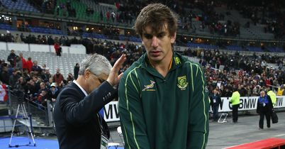 Etzebeth facing long lay-off