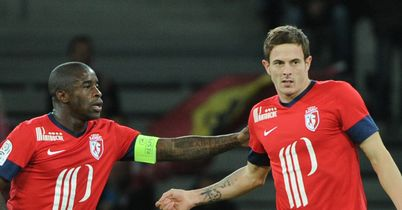 Lille win, late drama for Lyon