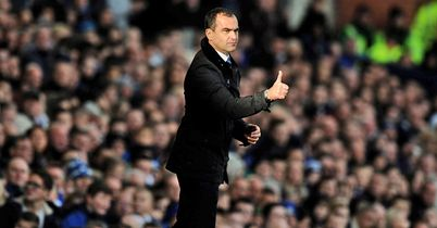 Roberto Martinez: Will have to reshuffle his defence