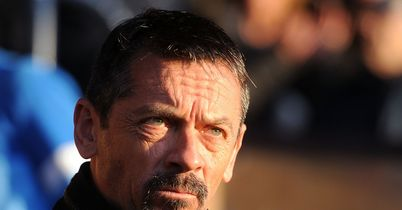 Phil Brown: Hoping draw is a point gained