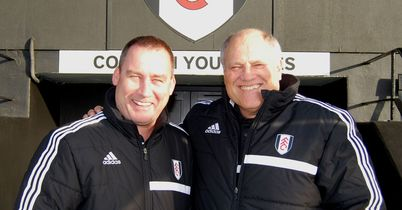 Rene Meulensteen (left): New head coach is re-emphasising the basics