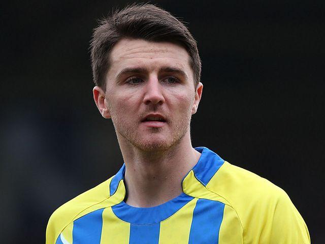 Peter Murphy: Crucial late goal