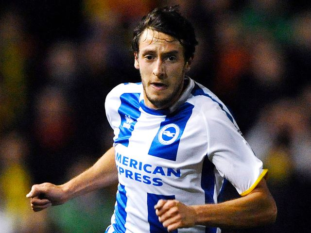 Buckley: Hero for Brighton