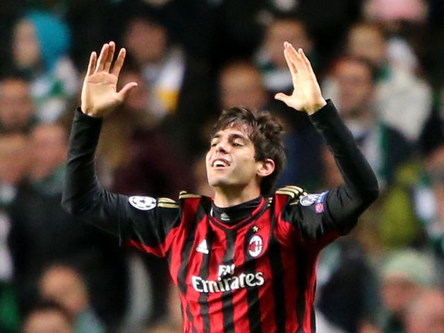 Kaka: Urges his side to perform better