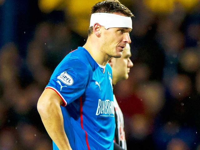 Lee McCulloch: Available for selection