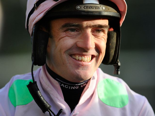 Ruby Walsh: Impressed by Vautour at Navan