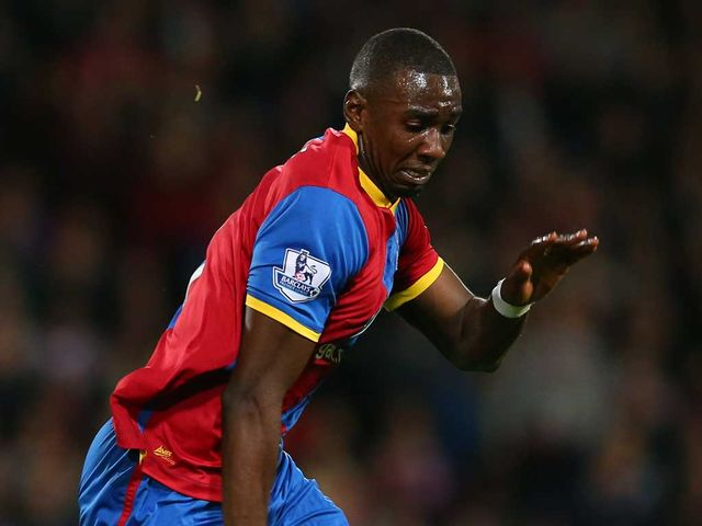 Bolasie: In need of a fitness test ahead of the Everton game