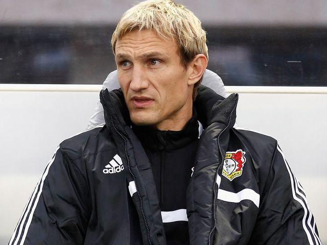 Sami Hyypia: Has the full backing of Bayer Leverkusen