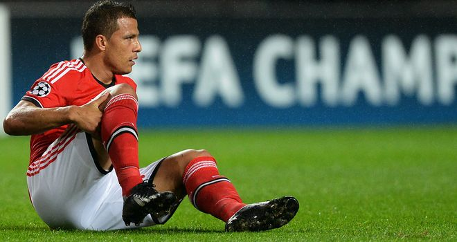 Rodrigo: Not 100 per cent, according for Jorge Jesus