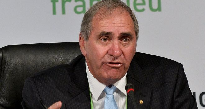 WADA president John Fahey unveils new anti-doping code before stepping down from the role