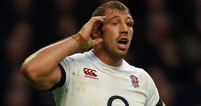 Chris Robshaw: We need European rugby