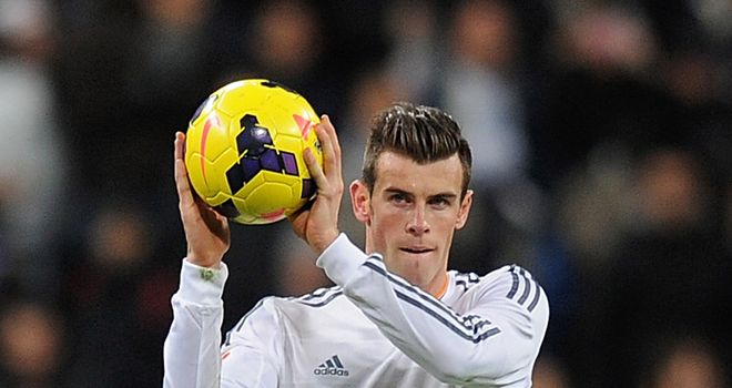 Gareth Bale: Likely to return to face Atletico Madrid