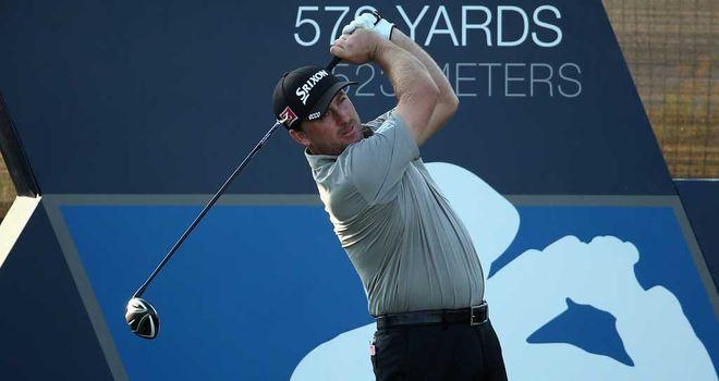 Graeme McDowell: Poor record at Jumeirah Golf Estates
