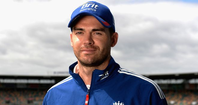 James Anderson: Says England are adjusting to conditions in Australia