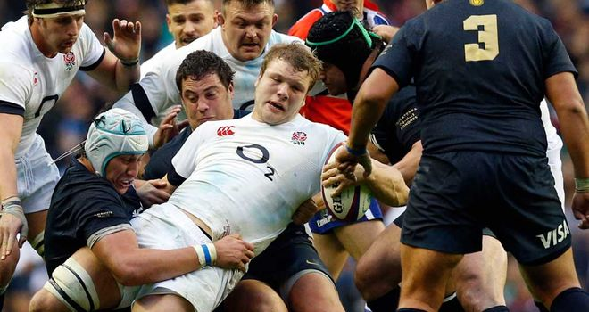Joe Launchbury: Knows England must focus for 80 minutes against All Blacks