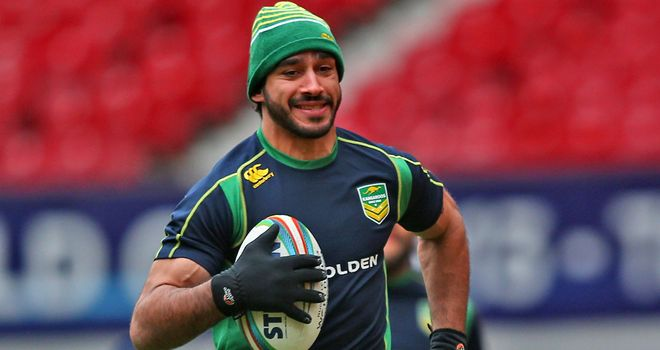 Thurston: Wants the in-goal areas as safe as possible