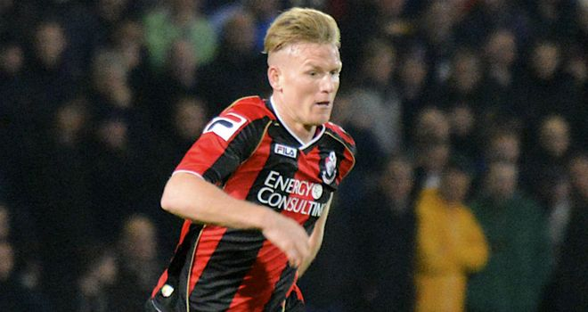 Matt Ritchie: Scored Bournemouth's opener at Hillsborough