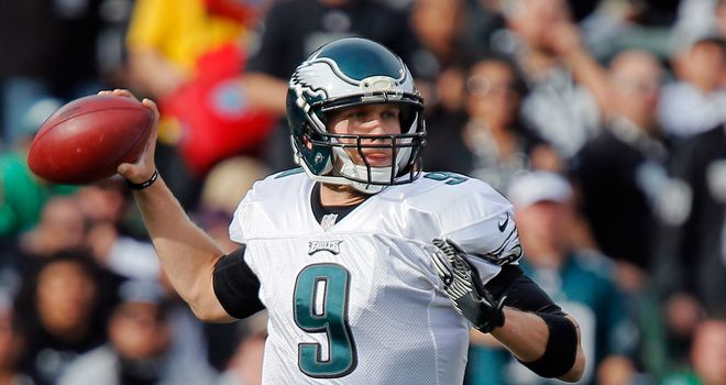 Nick Foles can continue his stunning run at QB