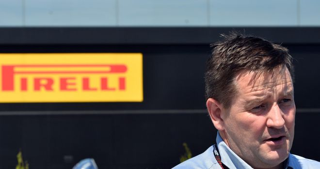 Paul Hembery: Pirelli running test in Bahrain next month