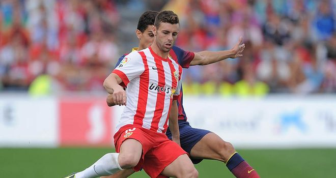 Rodri: Scored the winning goal for Almeria