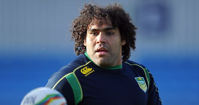 Sam Thaiday: Out to to erase memory of 2008 World Cup final