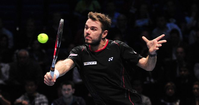 Stanislas Wawrinka: Few problems against Benjamin Becker