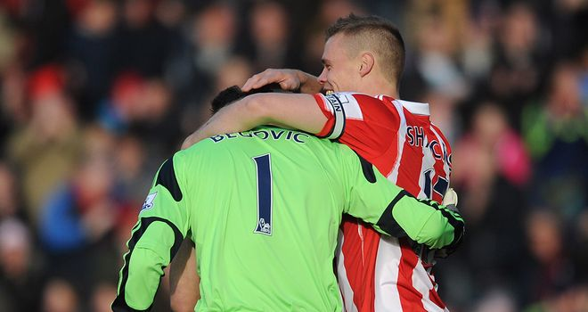 Asmir Begovic: Beat Artur Boruc with a goal for Stoke after just 13 seconds