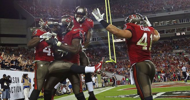 Tampa Bay Buccaneers: Up and running, finally