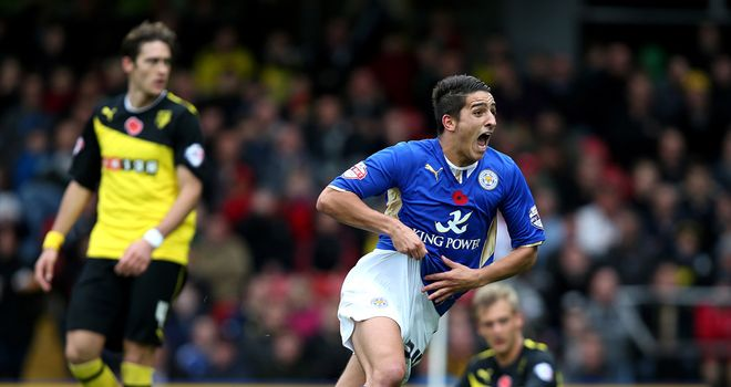 Anthony Knockaert: Better fortunes this time around